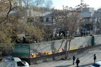 Ankara'da onlarca liseli tekme tokat birbirine girdi