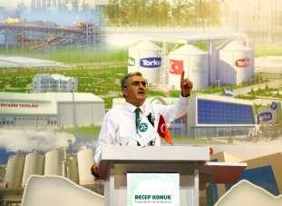 """Başkan Konuk: """"Konya Şeker, 2019'da 32 kalem ürün aldı ve üreticiye 2,5 milyar l"""