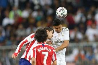 Normal süresi golsüz sona eren 2020 İspanya Süper Kupası'nda, Atletico Madrid'i