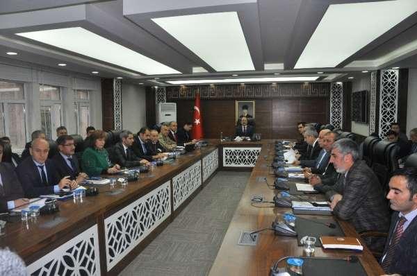 Şırnak'ta geçen yıl eğitim ve sağlık alanında 171 milyon 674 bin liralık yatırım