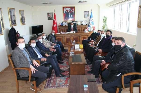 Başkan Berge: 'Kapıköy'ün açılması Van için hayati önemdedir'