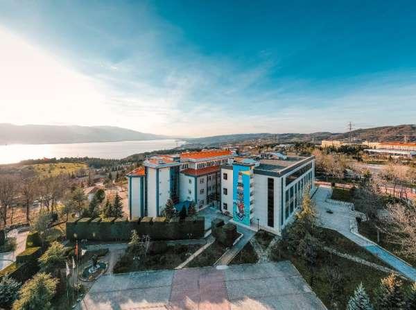 Sakarya Üniversitesine Avrupa'dan övgü
