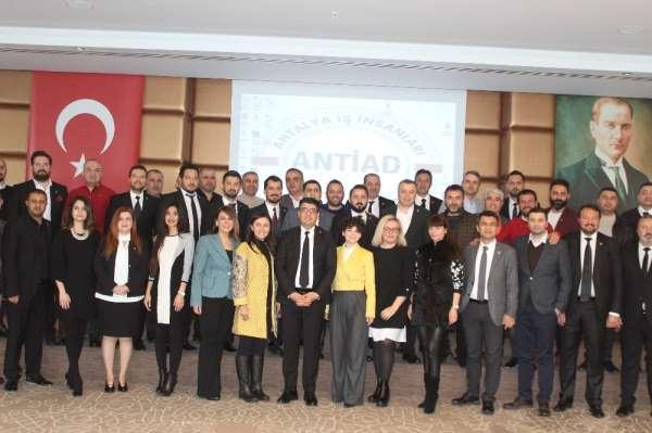 ANTİAD Başkanı Ferhat Yıldız: 'Antalya ekonomisi 2020'de çok mesafe kat edecek'