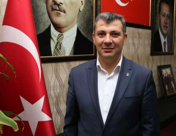 Başkan Altınsoy: 'Türkiye kayıp yıllarını AK Parti ile yeniden kazandı'