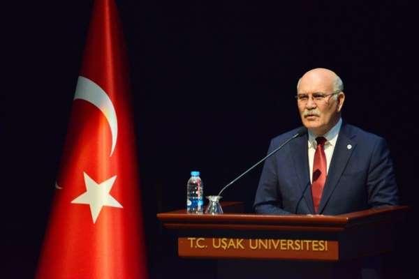 Rektör Savaş: ' Türkiye'nin adından söz ettiren, saygın üniversitelerinden biris