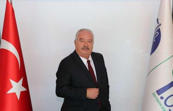 ASO 1. OSB Yönetim Kurulu Başkanı Akdaş'tan 'genel durum' açıklaması