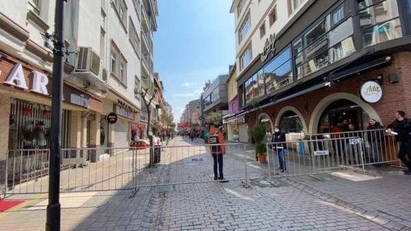 Ordu'da 30 kişiye korona virüs cezası