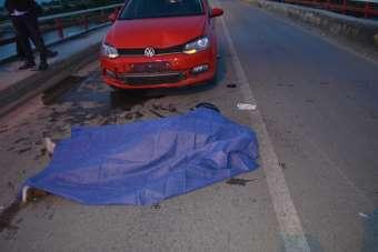 Ayvalık'ta trafik kazası: 1 ölü