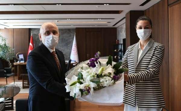 Karaaslan: 'Samsun'u 2023 ve ötesine en güçlü şekilde taşıyacağız'