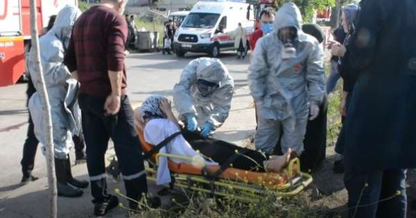Kocaeli'de fabrikada kimyasal kazan patladı: 3 yaralı