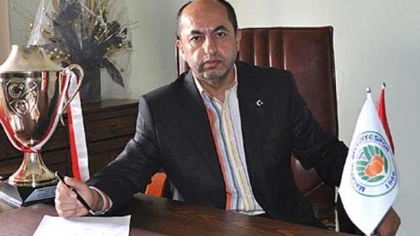 Malatyalı futbol adamı Katipoğlu yeniden Osmanlıspor'a başkan oldu