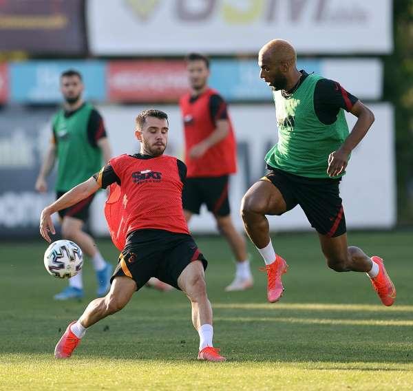 Galatasaray, Yeni Malatyaspor hazırlıklarına başladı