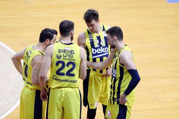 ING Basketbol Süper Ligi: Fenerbahçe Beko: 103 - Darüşşafaka Tekfen: 91
