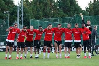 Gaziantep FK, Ankaragücü maçına hazır