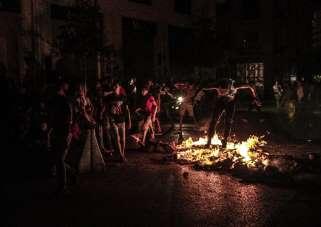 Lübnan'da ekonomik kriz protestoları: 40 yaralı