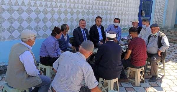 Başkan Özdemir: Tüm mahallelerimize eşit hizmet etme gayretindeyiz