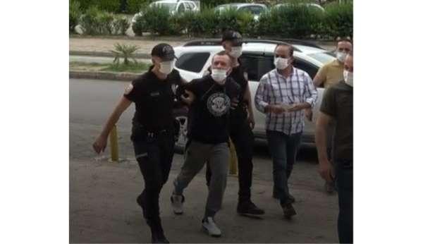 Yomra Belediye Başkanı Bıyıka düzenlenen silahlı saldırının zanlısı ve azmettiricisi adliyeye getirildi