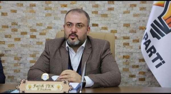 Elazığ'da, AK Parti Tunceli İl Başkanı Tek, kaza geçirdi