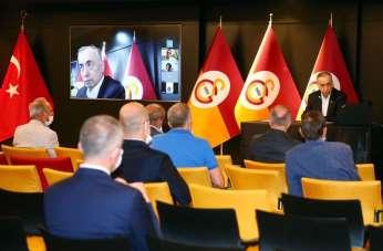 Galatasaray Kulübünde kurullar toplantı yaptı