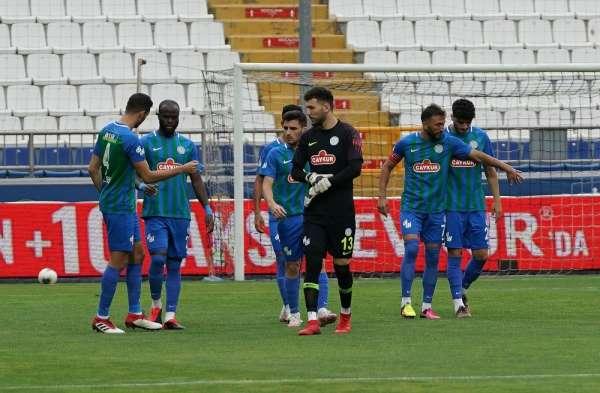 Süper Lig: Kasımpaşa: 0 - Çaykur Rizespor: 0 (Maç devam ediyor)