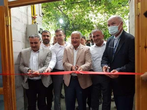 6 spor kulübünü içinde barındıran kulüp binası açıldı