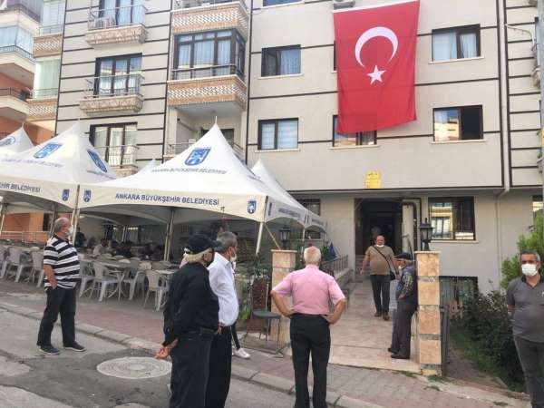 Acı haber şehit Emniyet Müdür Yardımcısı Cevherin ailesine ulaştı