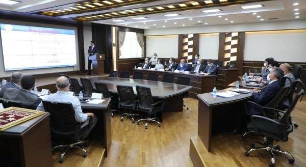 Ağrıda İl İstihdam ve Mesleki Eğitim Kurulu toplantısı düzenlendi