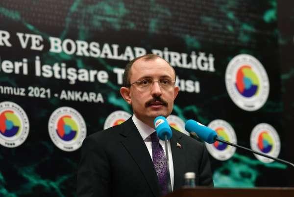 Bakan Muş: Attığımız adımlarla gelecek nesillerin gündeminde Türkiyenin cari açık problemi olmayacak