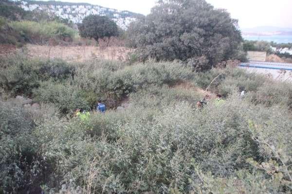 Bodrumda feci kaza: 2 ölü