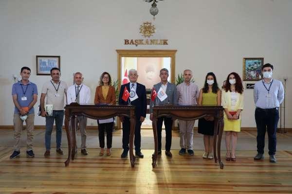 Büyükşehir ve Marmaris Belediyesinden tarımda işbirliği