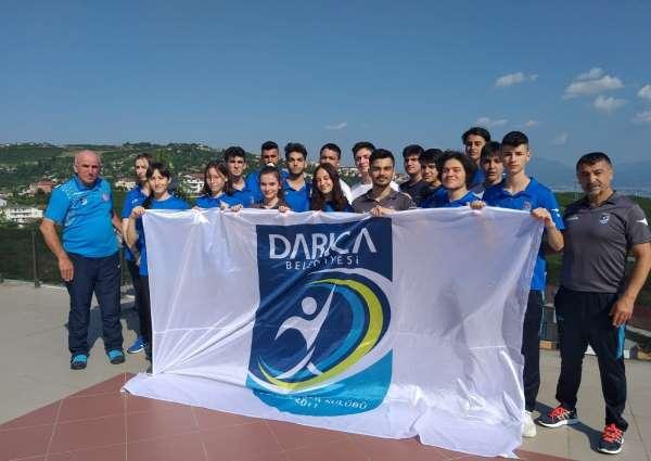 Darıca Belediyesi, Türkiye Şampiyonasına 18 sporcu ile katılıyor
