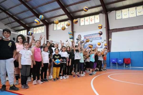 Develide GSB Spor Okulları bambaşka