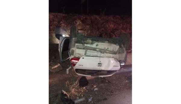 Erganide trafik kazası: 6 yaralı