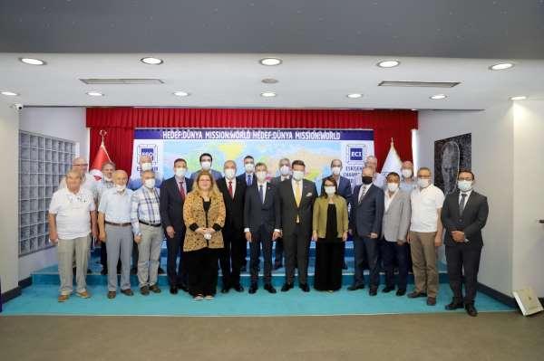 Eskişehir ve Kosova karşılıklı yatırım için buluştu