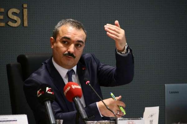 Hitit Üniversitesi Rektörü Prof. Dr. Öztürk: Çorumun ve üniversitenin önünü açacak en ciddi adım ihtisaslaşm