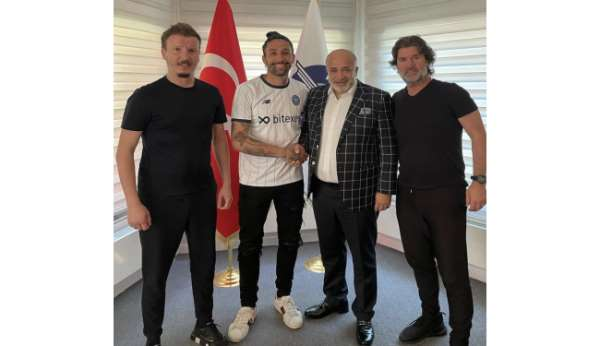 Lucas Castro Adana Demirsporda