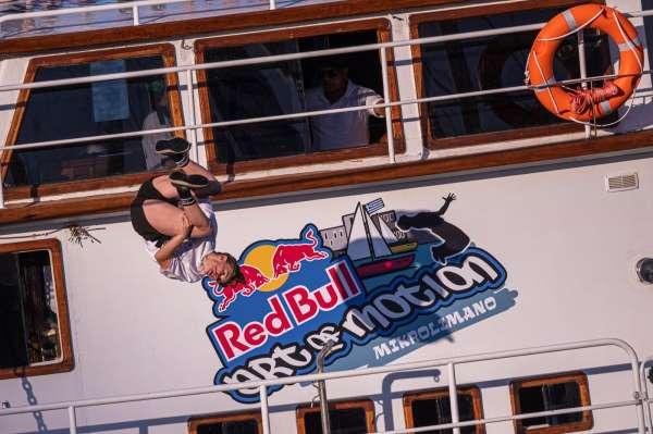Red Bull Art of Motionda şampiyonlar belli oldu
