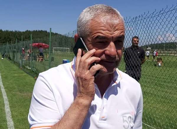 Rıza Çalımbay ve Hakan Arslan, Binali Yıldırım ile telefonda görüştü