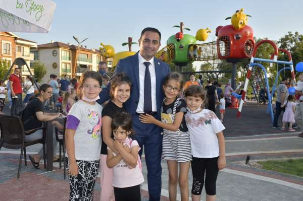 Şehit Teğmen Korhan Kuruçay Parkı açıldı