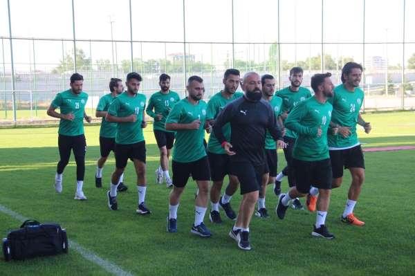 Sivas Belediyesporun 1. etap kampı başladı
