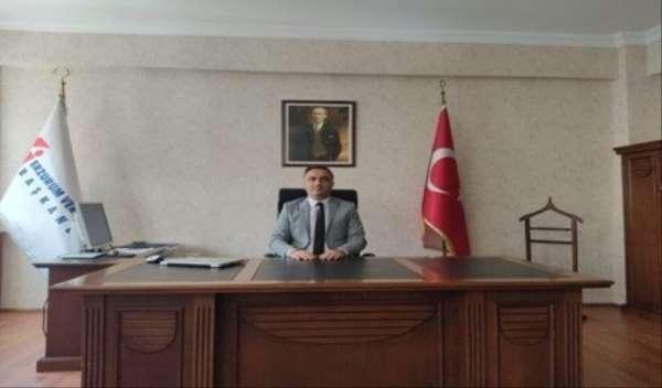 Vergi Dairesi Başkanı Atabek, Yapılandırma kanunu hakkında bilgilendirdi
