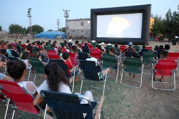 Yenişehirde spor ve sinema etkinliği devam ediyor