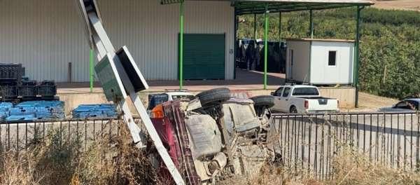 Bursa-Ankara karayolunda trafik kazası: 2 yaralı