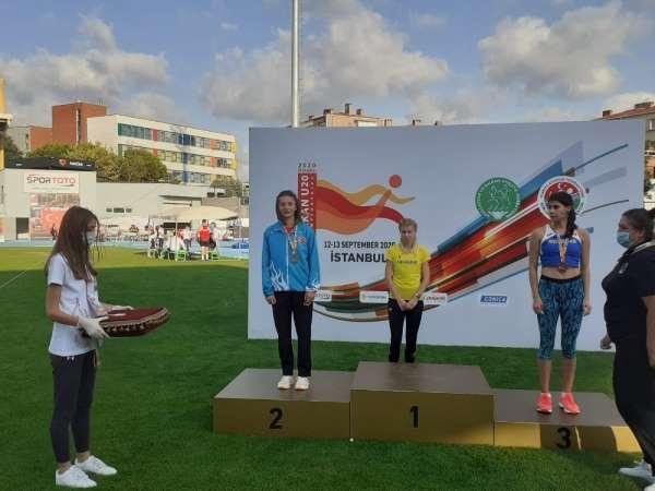 Kilisli sporcu Balkan 2'incisi oldu