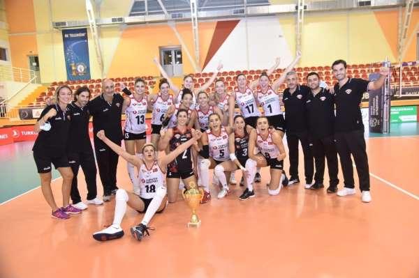 Türk Hava Yolları 2020 Balkan Kupası Şampiyonu oldu