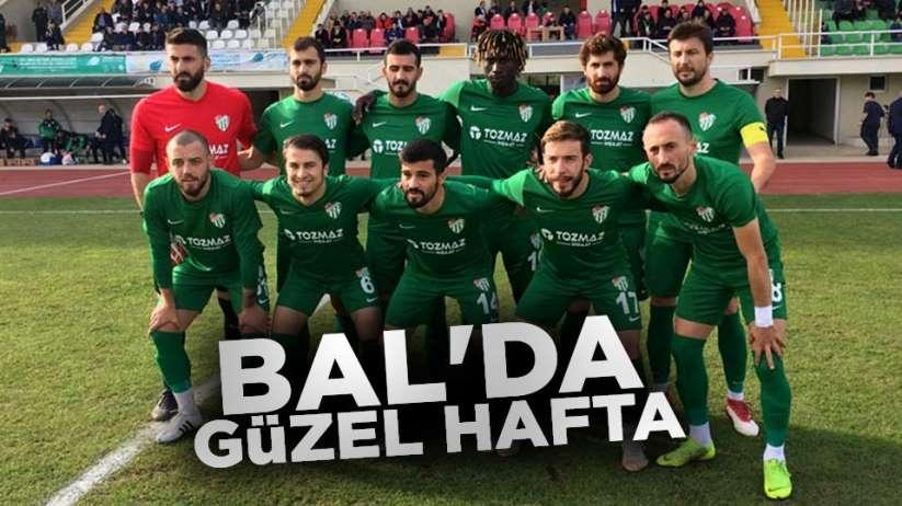 Samsun'un temsilcilerinden BAL'da Güzel Hafta