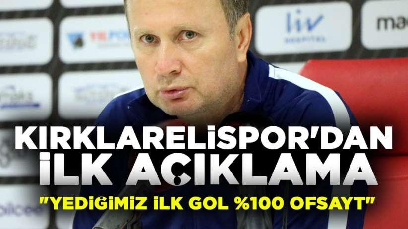 Vehbi Bulgurlu Samsunspor maçını değerlendirdi