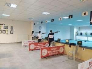 Atıcılık Ligi 4.Etap müsabakaları tamamlandı
