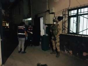 Bursa'da MİT ve jandarma operasyonu: 2 terör üyesi gözaltına alındı