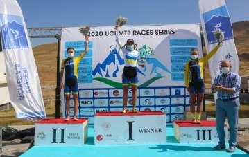Erciyes, 17 ülkeden 500'e yakın sporcuyu ağırladı